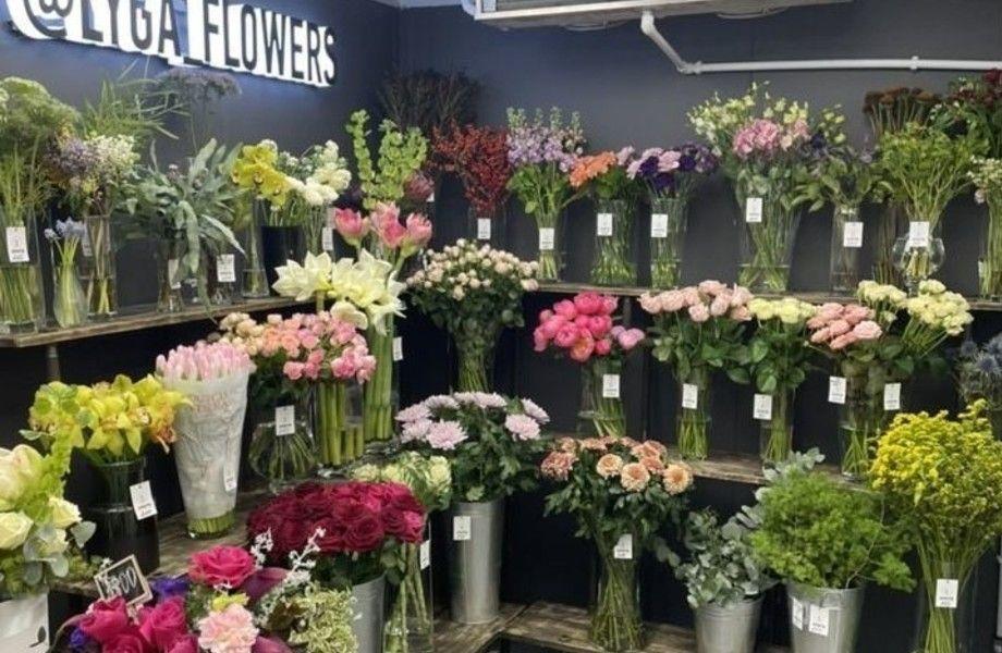 Салон цветов  возле м. Белорусская / Быстрая окупаемость