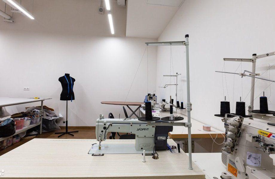 Ателье и швейное производство / Прибыль 100 тыс. руб