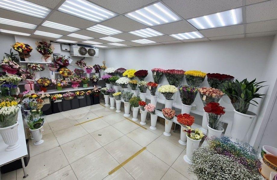 Цветочный магазин возле метро Кузьминки (24/7)