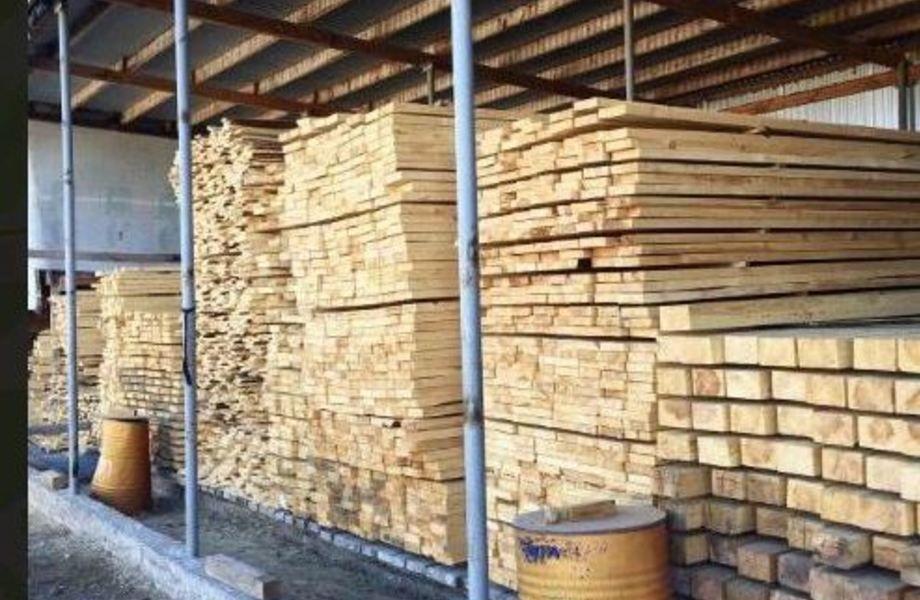 Действующее деревообрабатывающее предприятие с подтвержденной прибылью