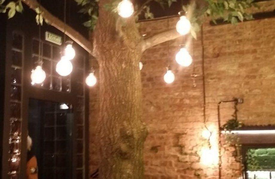 Итальянское кафе на Васильевском острове. Эксклюзивный интерьер