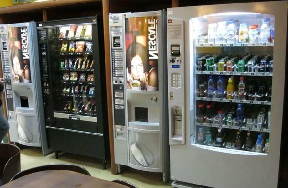 Вендинговые автоматы нового формата (полностью автономны)