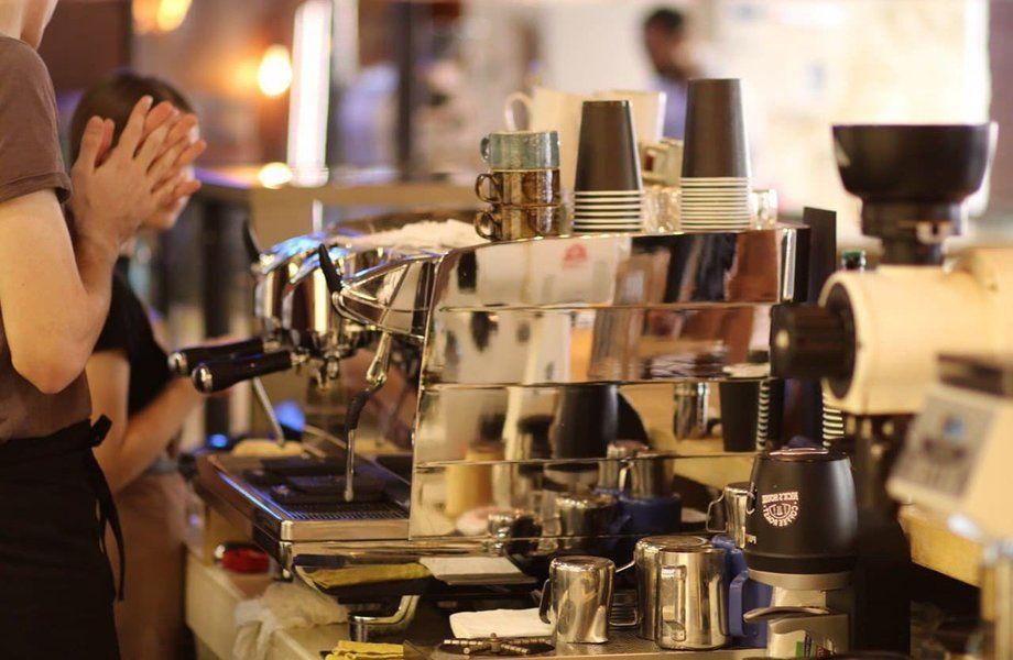 Точка кофе с собой рядом с метро