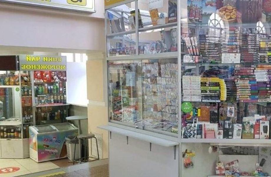 Галантерея и сувениры у ЖД вокзала (бизнесу 12 лет)