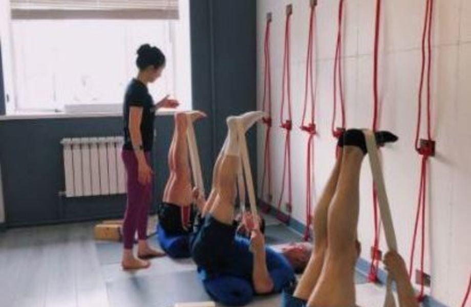 Студия йоги на севере (Бизнесу 3 года)