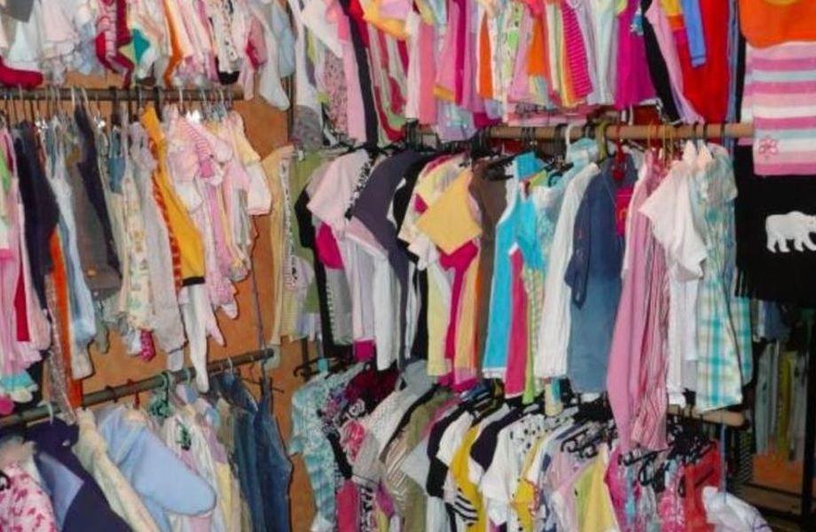 Магазин детской одежды и игрушек, с недвижимостью