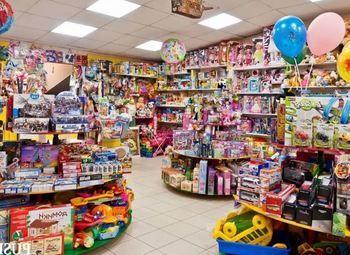 Магазин детской одежды и игрушек (8 лет) / Здание в собственность
