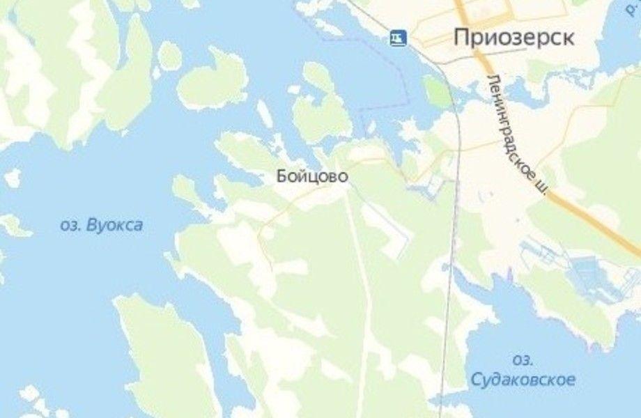 Земля под строительство базы отдыха на севере ЛО / близ водоема