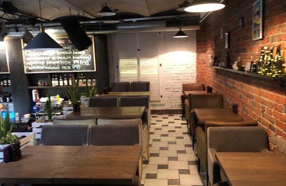 Винный рестобар в центре и с алколицензией