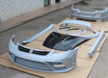 Онлайн магазин автомобильных аэродинамических обвесов