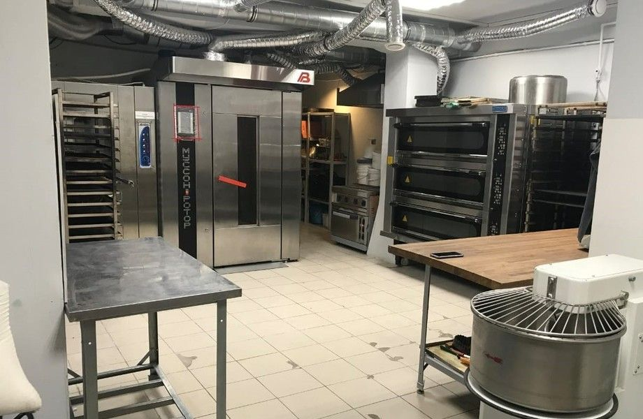 Пекарня со стабильной прибылью / Бизнесу 5 лет