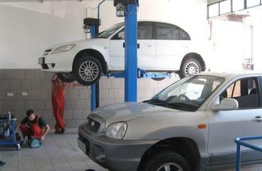 Автосервис в одном здании с автосалоном и автомойкой (13 лет)