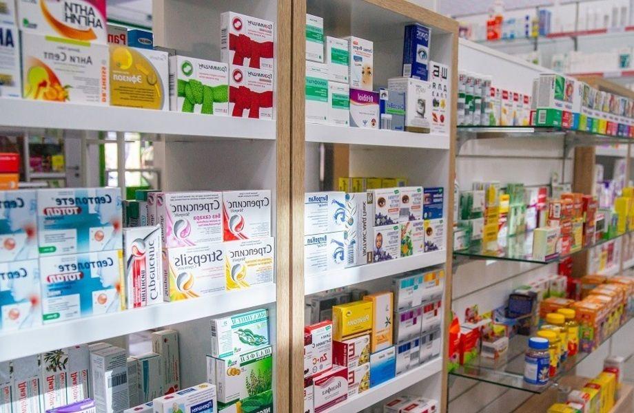 Аптека (работает 3,5 года) / Бессрочная лицензия