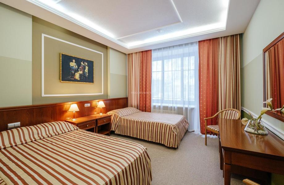 Отель в отдельно стоящей усадьбе / Долгосрочная аренда