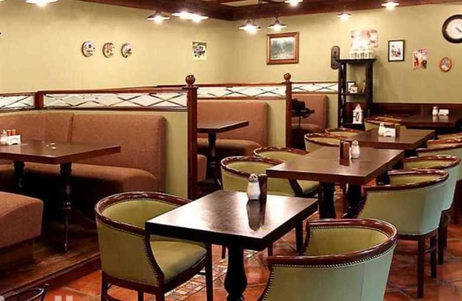 Прибыльное кафе в бизнес центре