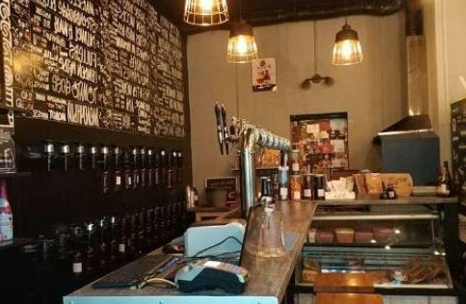 Кофейня на Петроградке / Бизнесу 4 года