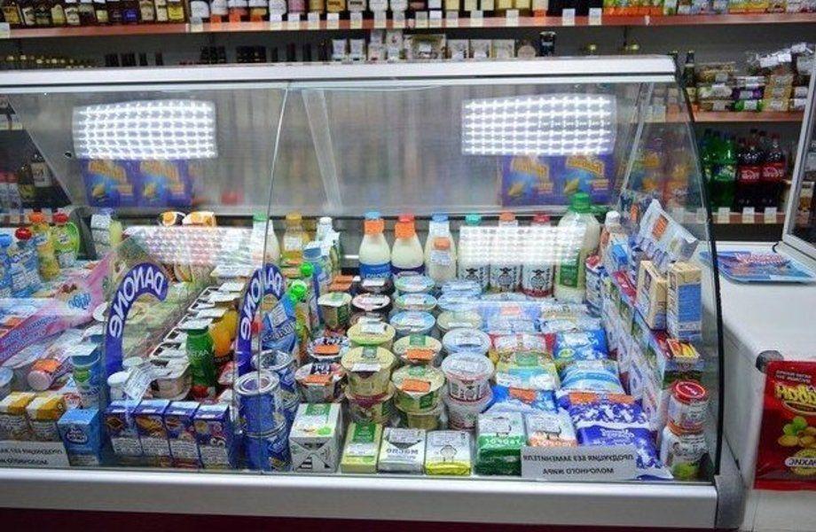 Молочный отдел с подтвержденной прибылью