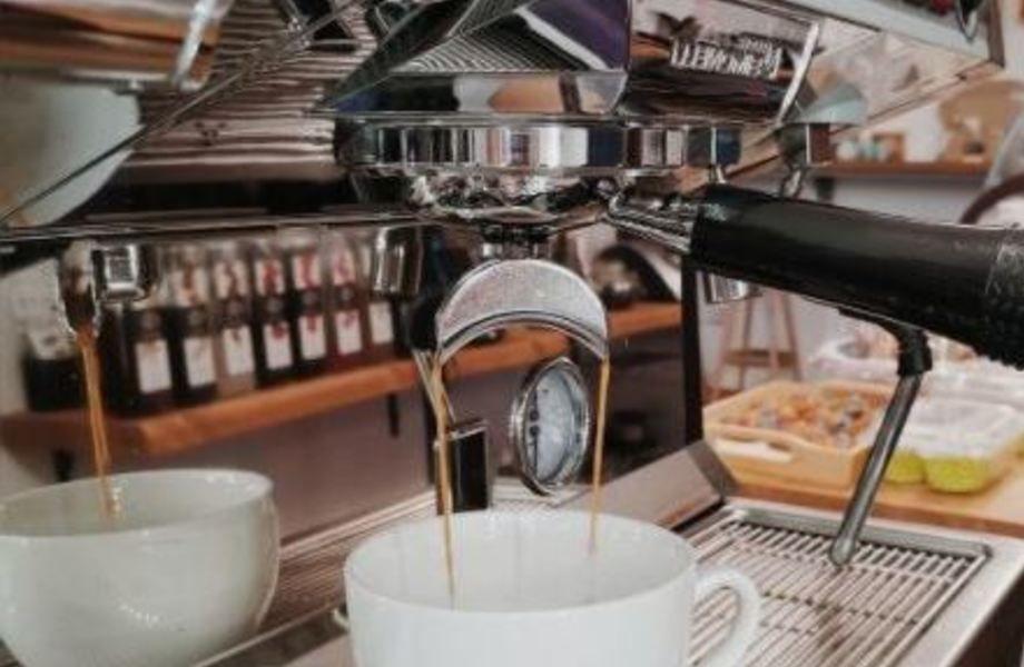 Кофейня в Адмиралтейском районе с высоким пешеходным трафиком