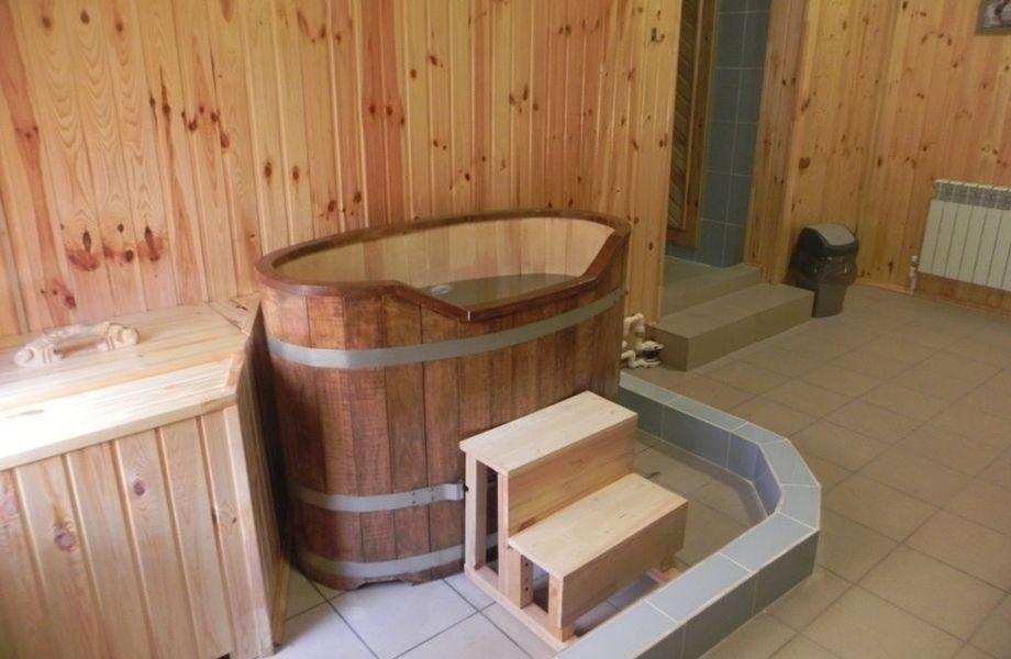 Прибыльный гостинично-банный комплекс