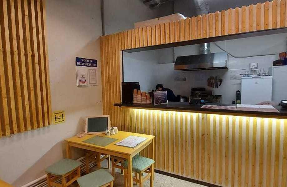 Ресторан суши-вок-пицца с низкой арендой и без конкурентов
