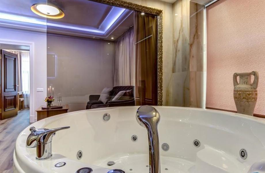 Прибыльный гостиничный комплекс