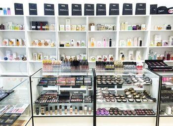 Магазин косметики в ТЦ (20 лет успешной работы)