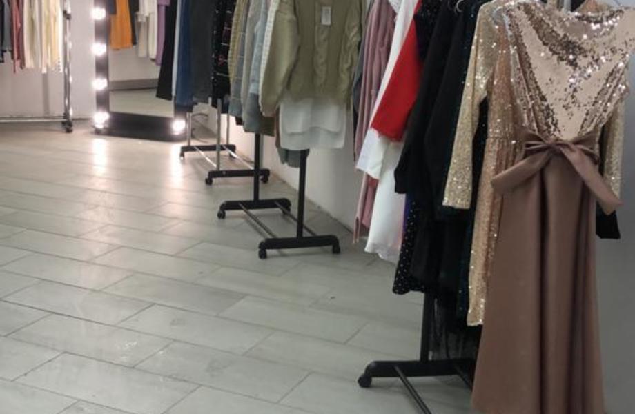 Магазин женской одежды / Быстрая окупаемость