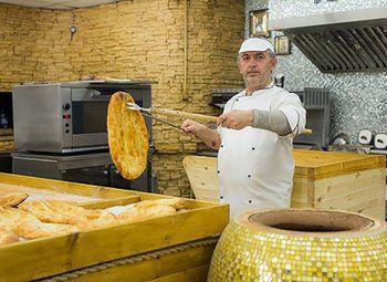 Шашлычная-пекарня в зоне отдыха / Без конкурентов