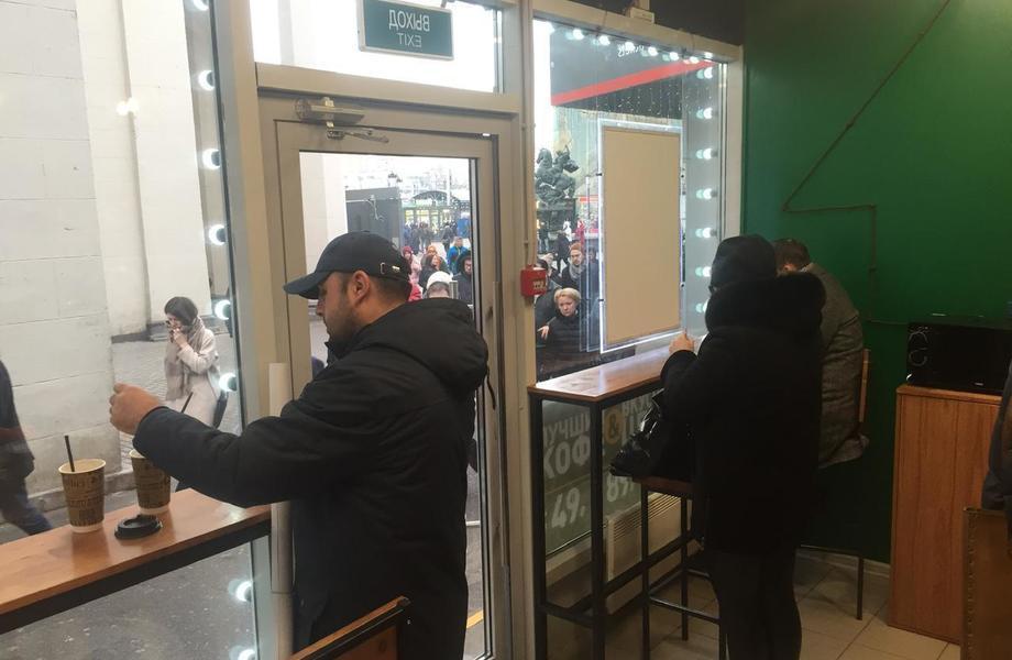 Готовый бизнес. Кофейня на Ленинградском вокзале