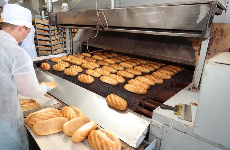Хлебобулочное производство замороженных полуфабрикатов/высокая прибыль