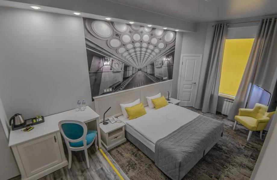 Отель в собственность и перспективой роста