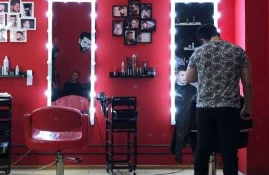 Салон красоты/барбершоп в спальном районе + сайт
