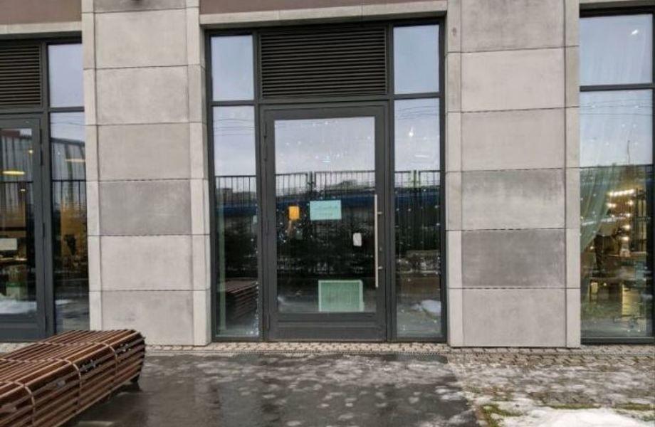 Студия красоты с панорамными окнами в престижном районе