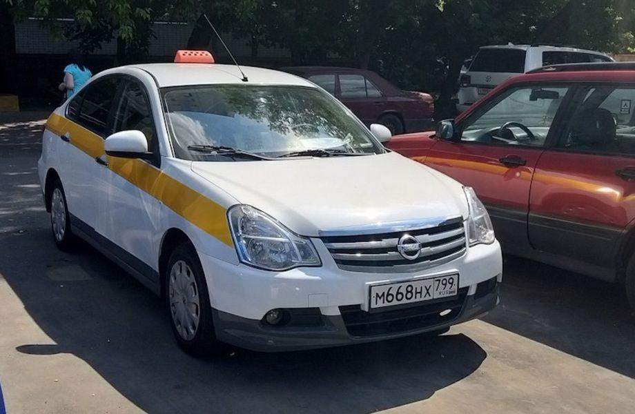 Таксопарк на 18 машин с большой прибылью / Работает 3 года