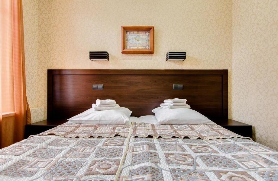 3-х звездочный мини-отель на 8 номеров в центре / Работает 5 лет