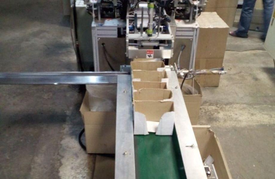 Линия по производство масок