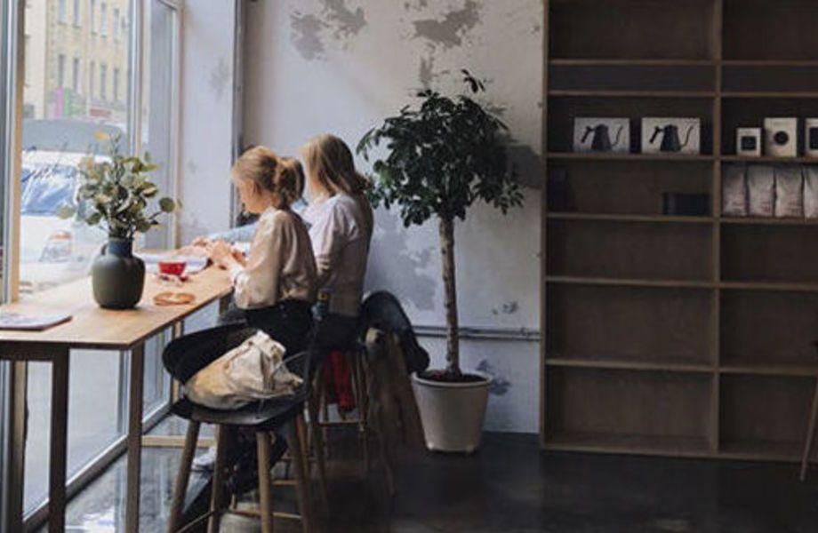 Кофейня с детской комнатой / Бизнесу 3 года
