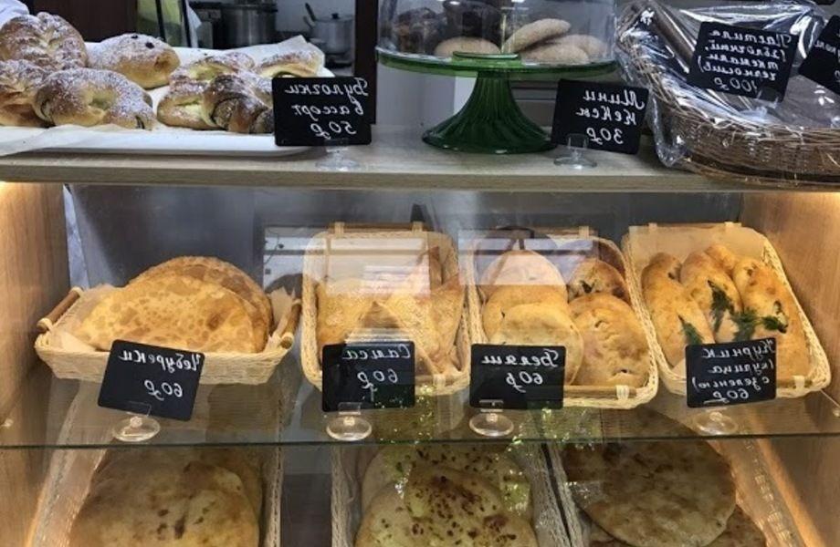 Пекарня полного цикла +шаурма/У метро