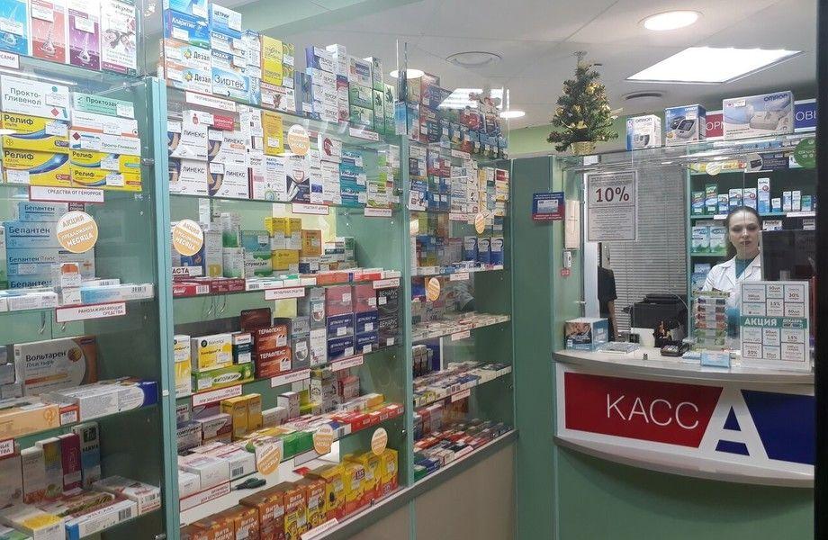 Аптека с прибылью 200 тысяч в центре / Низкая аренда