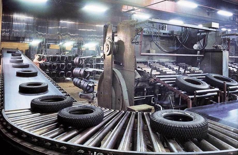Предприятие по переработке шинной продукции / Доход 600 тыс. р.