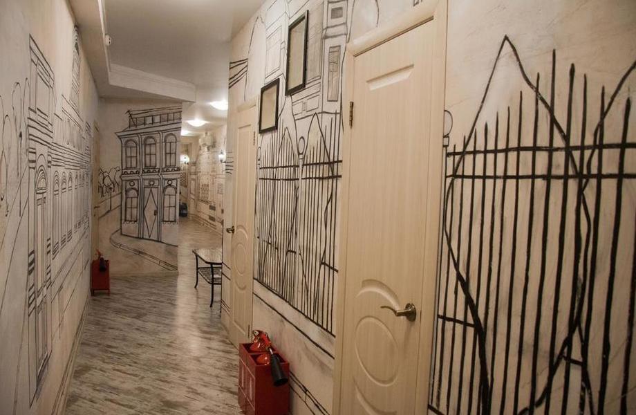 Апарт-отель у метро (работает 9 лет)
