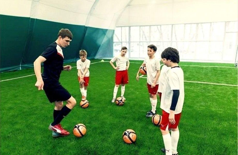 Детская футбольная школа / стабильный доход
