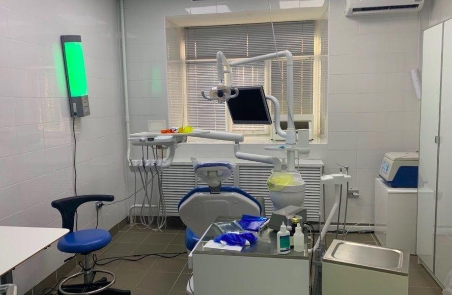 Стоматология (4 установки) с бессрочной лицензией