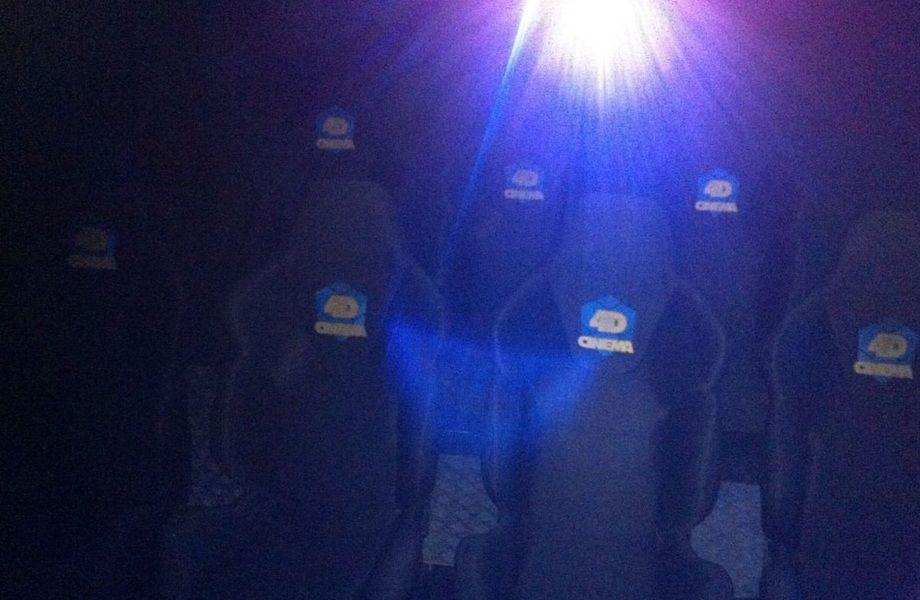 5D кино-аттракцион (низкая цена)