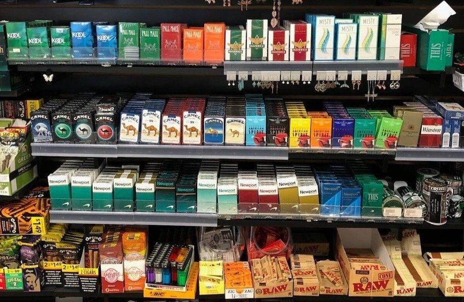 Готовый бизнес. Магазин табака с высокой проходимостью