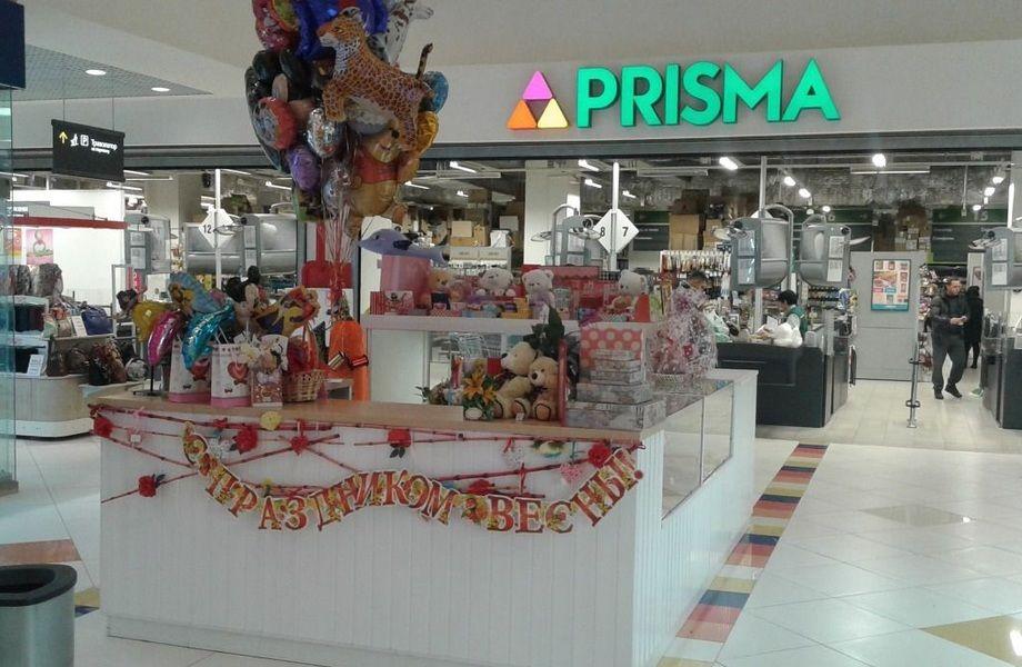 Магазин цветов, сувениров, подарков в крупном ТРК