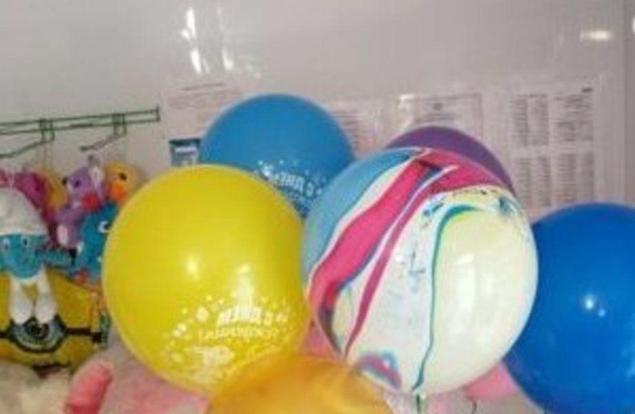 Магазин цветов, шаров и игрушек с высоким трафиком