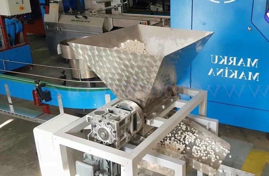 Производство твердого кускового сахара с торговой маркой