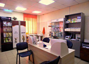 Ветеринарная клиника и студия груминга с низкой арендой