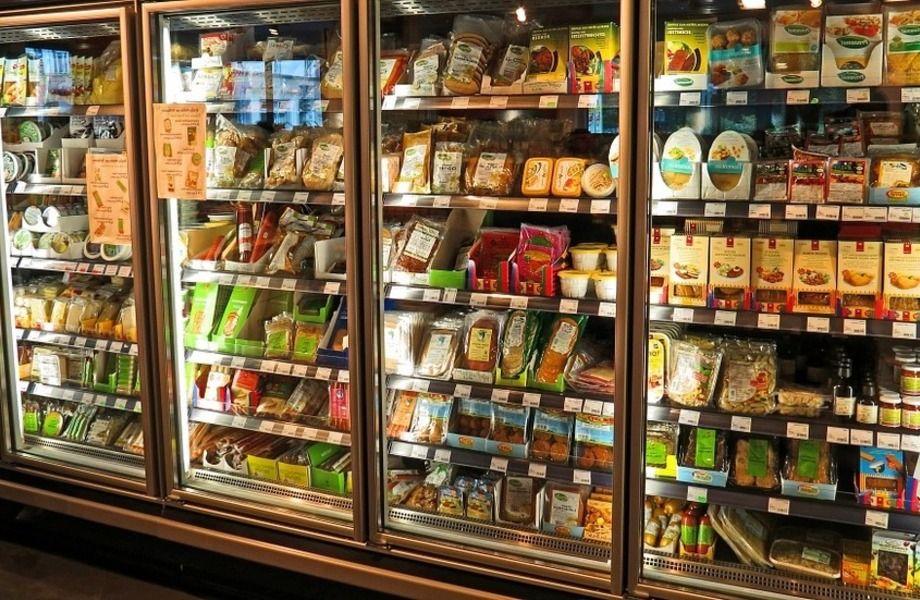 Магазин продуктов с алколицензией в ЖК